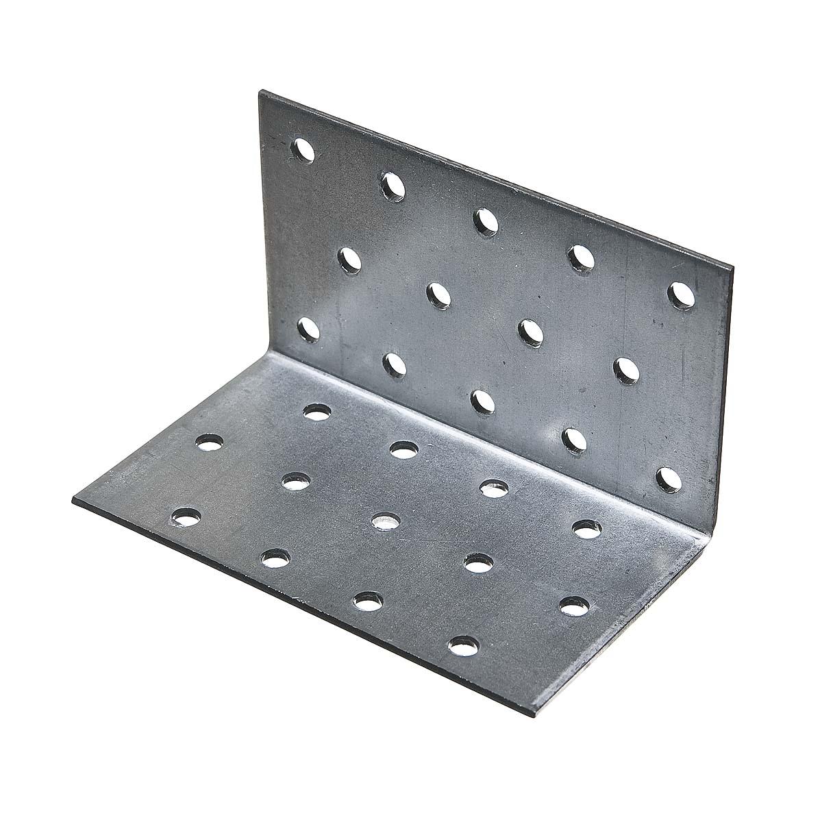 Уголок соединительный оцинкованный  60х60х100х2 мм