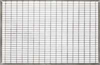 Решетка придверная стальная, 390х590 мм, Гидролика