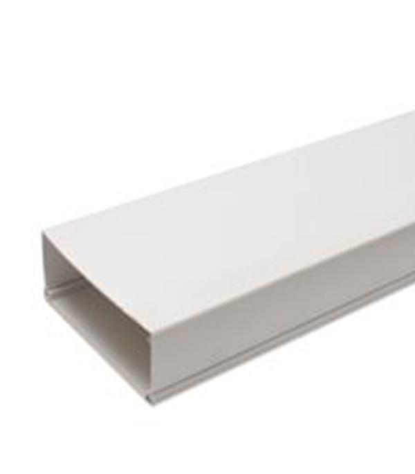 Кабель-канал 100х40 мм белый 2 м заглушка legrand для кабель канала 40х12 5 белый 31204