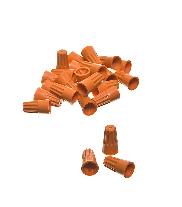 Скрутки для кабеля колпачки СИЗ d5 мм (25 шт) россия шк в ярославле 25 5