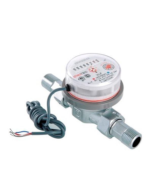 Счетчик для воды универсальный с импульсивным выходом Valtec 1/2 счетчик для воды универсальный valtec 15