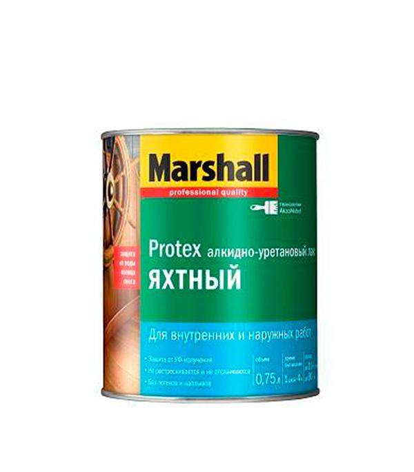 Лак яхтный Protex полуматовый 0,75 л  лак aura mineral lack для минеральных поверхностей декоративно защитный полуматовый 2 4л