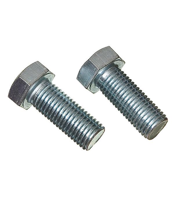 Болты оцинкованные М24х60 мм DIN 933 (4 шт) болты оцинкованные м6х16 мм din 933 100 шт