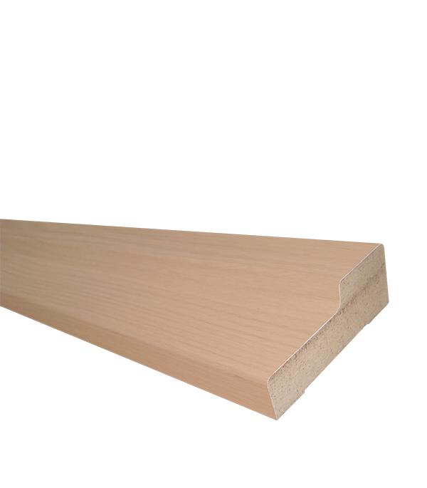 Коробка дверная с 3D покрытием в комплекте Ясень 70х2070х28 мм