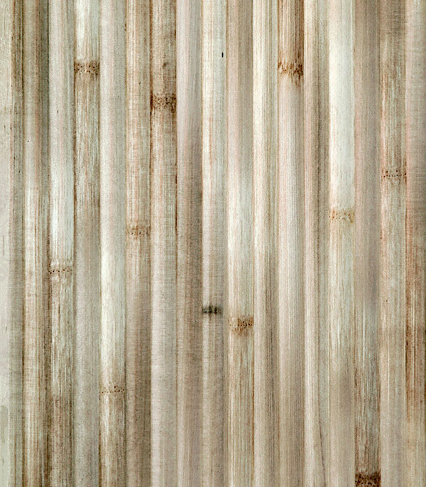 Плитка облицовочная 250х400х8 мм Бамбук бежевый (15шт=1,5 кв.м)