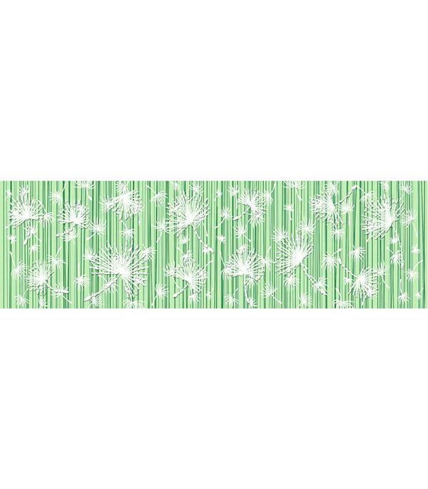 Плитка бордюр 200х60 мм Лайт зеленый