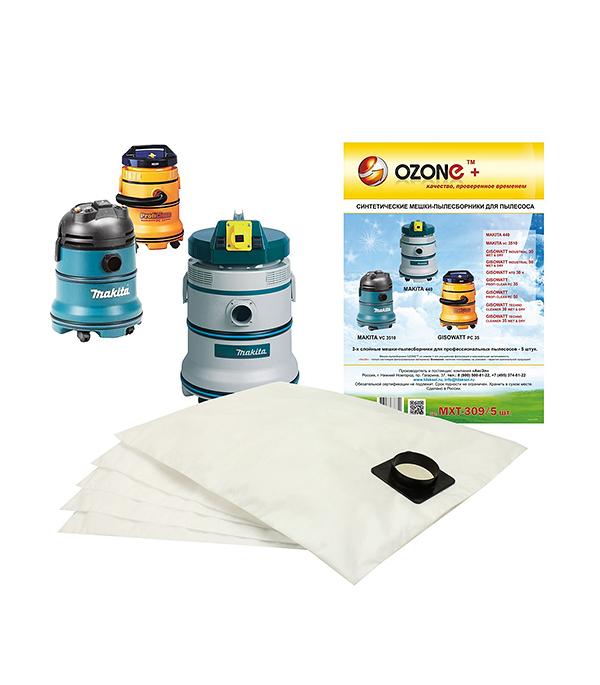 МешкидляпылесосаOZONEMXT-309/5(5 шт) мешок ozone mxt 308 5