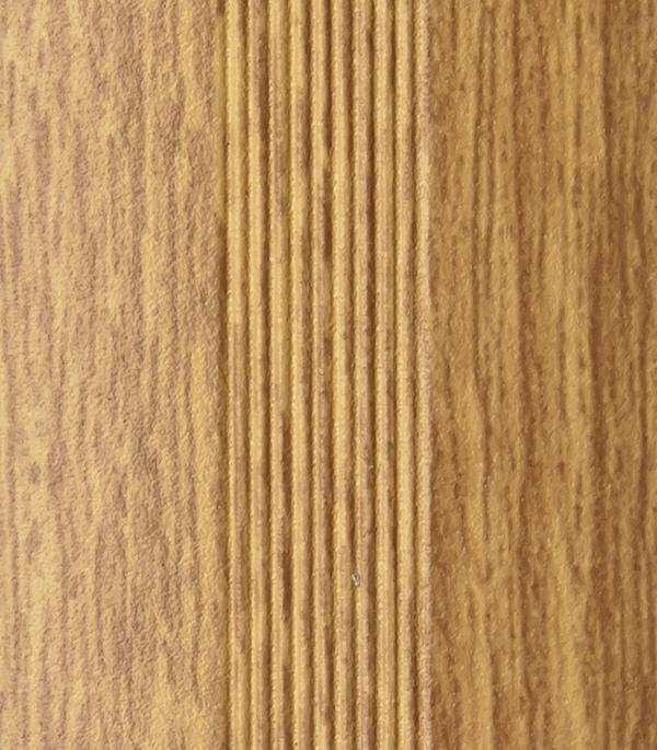 Порог разноуровневый 40х1800 мм перепад до 10 мм дуб светлый