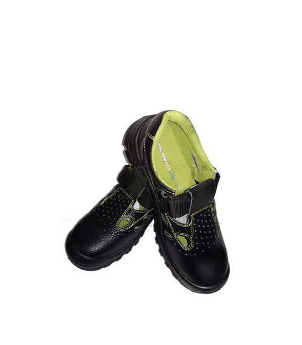 Сандалии кожаные (композитный защитный носок), размер 43