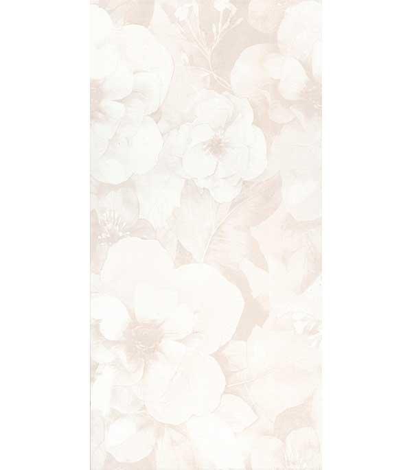 Плитка облицовочная 300х600х9 мм Абингтон цветы обрезной (7 шт = 1,26 кв.м)