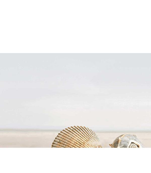 Плитка декор 250х400х8 Саммер Стоун Холидей №1 бежевый стоун