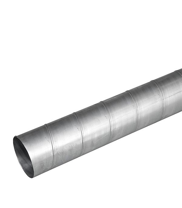 Воздуховод круглый стальной оцинкованный d160х2000 мм