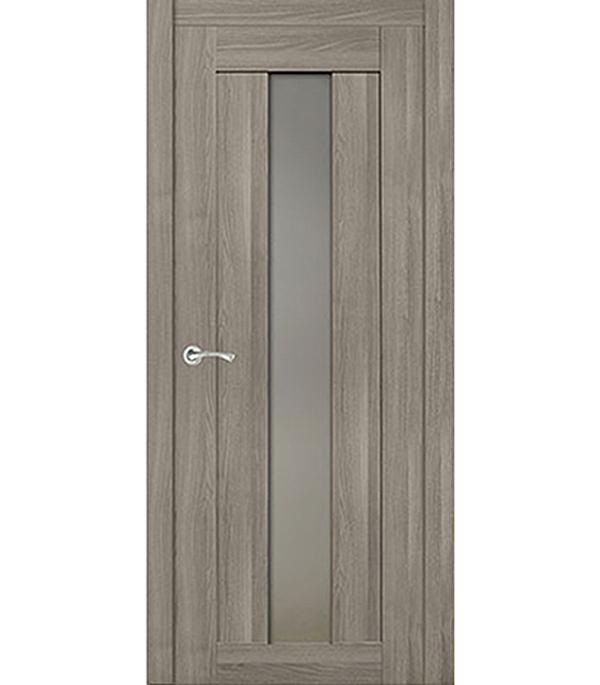 Дверное полотно Принцип Сканди Люкс Дуб Эризо со стеклом 800х2000 мм полотно дверное перфекта по 2х0 7м дуб английский ламинатин