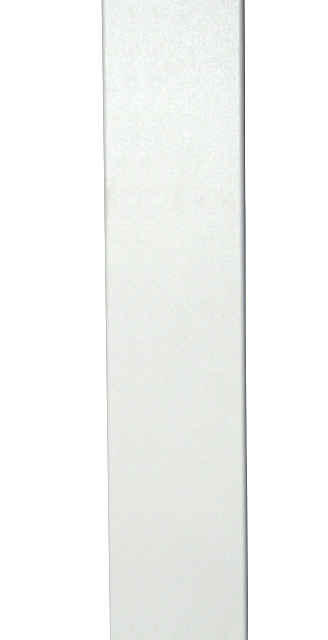 Наличник  МДФ белый 58х10х2150 мм (RAL 9010)