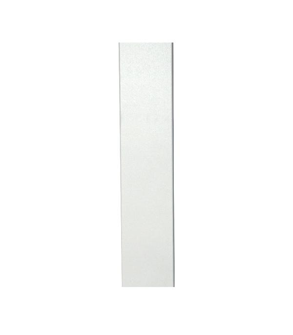Наличник МДФ белый 58х10х2150 мм RAL 9010  цена и фото