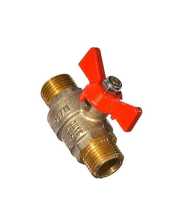 Кран шаровый Valtec Base 1/2 н/н бабочка калинина н тонкая нить предназначения