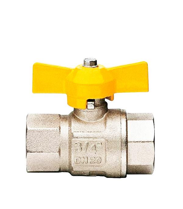 Краншаровыйгазовый3/4в/вбабочкаItap ключ трубный газовый truper 15836 25см