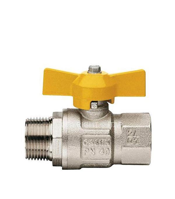 Краншаровыйгазовый3/4в/нбабочкаItap ключ трубный газовый truper 15836 25см