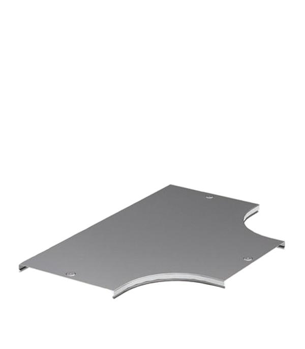 Крышка на ответвитель Т-образный горизонтальный ДКС для лотка 300 мм крышка dkc 09510 60x2000 белый
