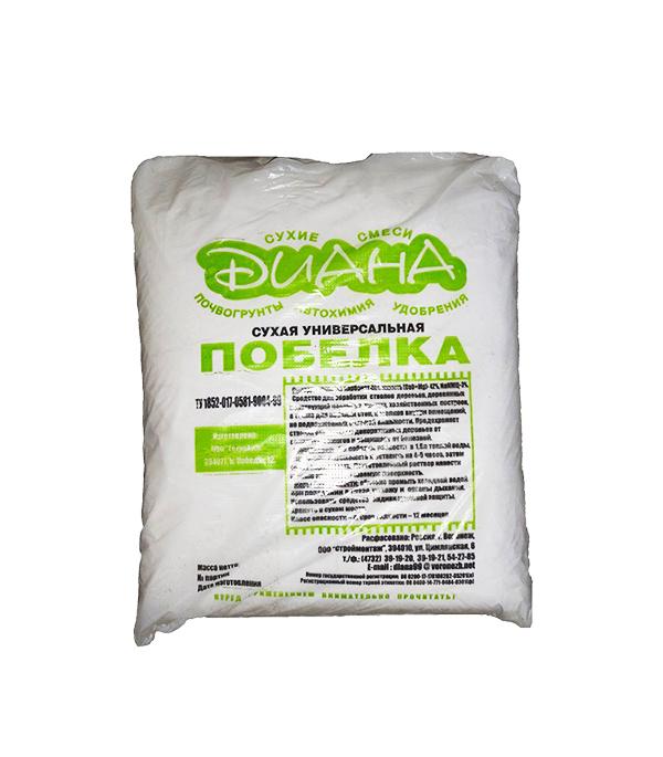 Побелка клеевая Diana, 5 кг
