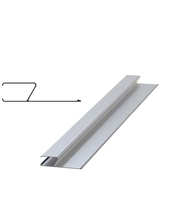 Правило алюминиевое h-образное 2 м