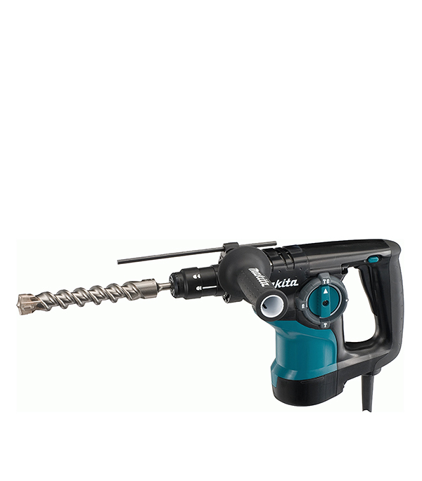 Перфоратор Makita HR2810 800 Вт 2.9 Дж SDS-plus перфоратор makita hr2800 sds plus