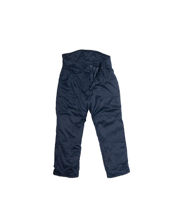 Брюки утепленные темно-синие СЕВЕР размер 56-58 (112-116), рост 182-188 женские брюки лэйт темный размер 56