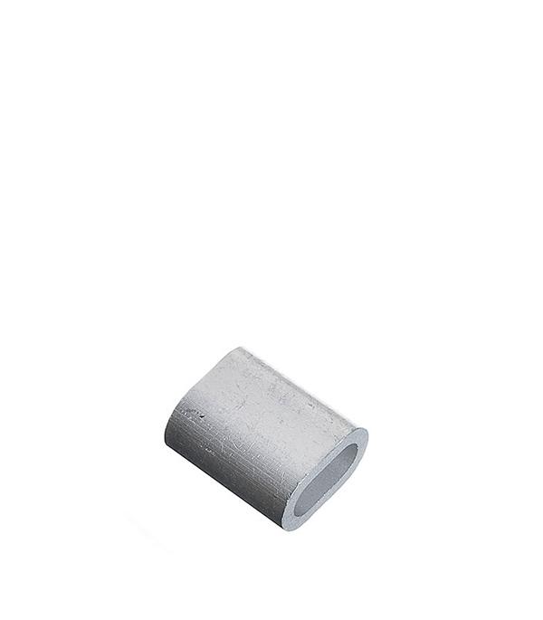 Зажим (наконечник) троса прижимной 5 мм DIN 9093 (1 шт.)