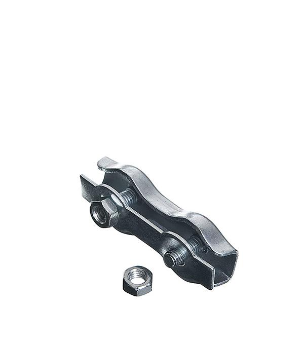 Зажим троса Duplex 4 мм ключ разводной хромированный truper 20 3 см