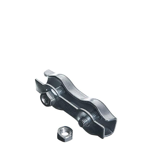 Зажим троса Duplex 5 мм ключ разводной хромированный truper 20 3 см