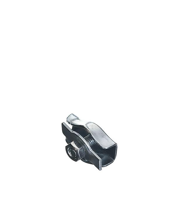 Зажим троса Simplex 4 мм ключ разводной хромированный truper 20 3 см