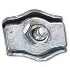 Зажим троса 4 мм Simplex (1 шт.)