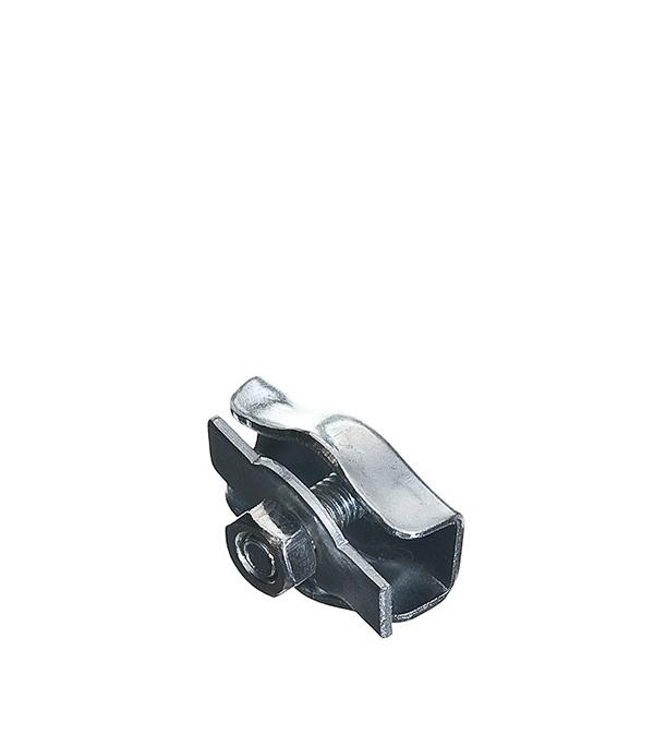 Зажим троса Simplex 6 мм ключ разводной хромированный truper 20 3 см