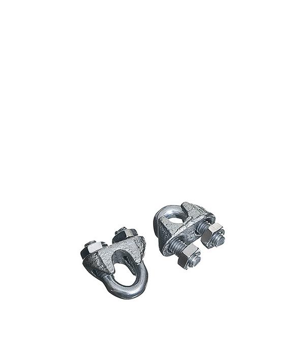 Зажим троса дугообразный 5 мм DIN 741 (2 шт.)