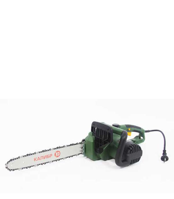 Цепная пила Калибр ЭПЦ-2200/16 электрическая цепная пила кратон esc 2200 450