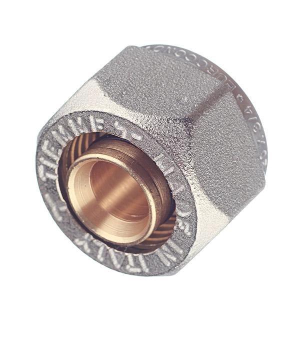 Евроконус 20 обж(ц) х 3/4 внутр(г) для металлопластиковых труб евроконус icma 16 х 2 мм 3 4