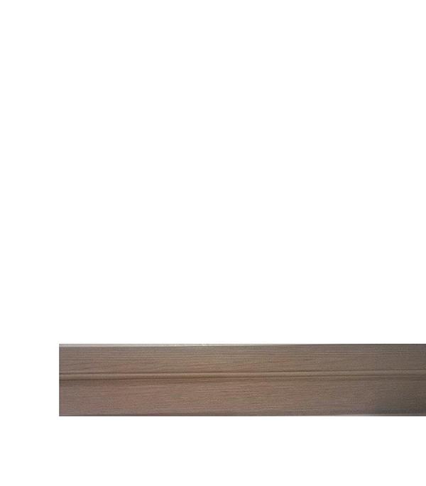 Коробка дверная экошпон 26х70х2070мм Дуб дымчатый (компл.2,5шт)