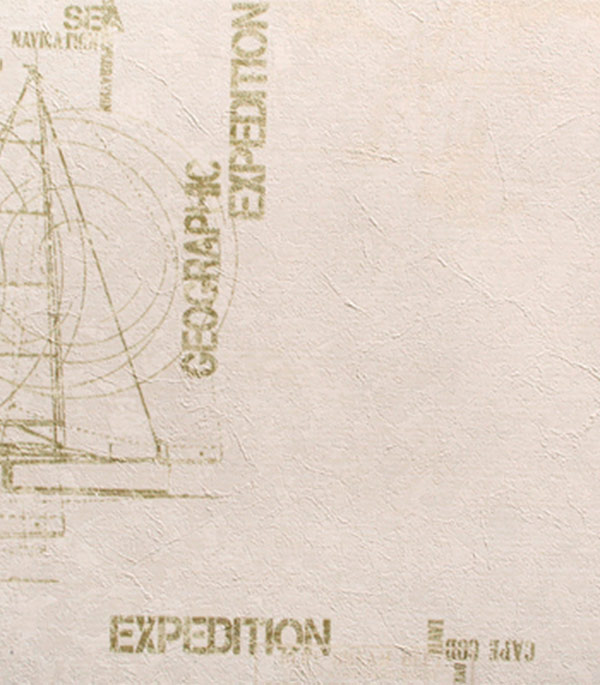 Обои виниловые на бумажной основе 0,53х10м Elysium Регата фон арт. 81800 арт винил в саратове