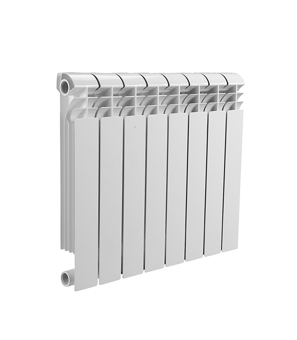 Радиатор биметаллический литой Elsotherm BM 500х80, 8 секции