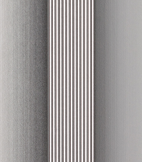 Порог разноуровневый 40х900 мм перепад до 10 мм алюминий