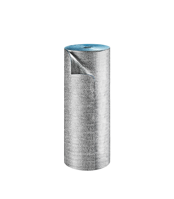 Теплоизоляция для стен НПЭ ЛФ тип В  5 мм (1,2x25 м) Порилекс