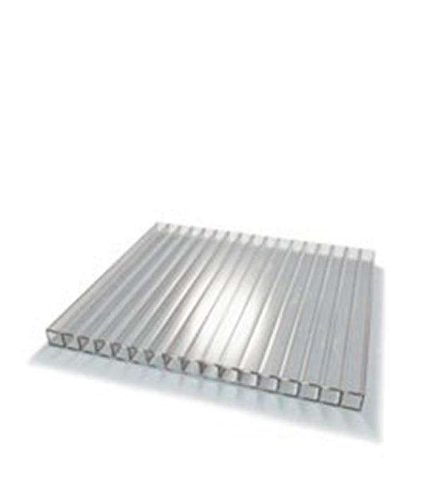 Сотовый поликарбонат 2100х6000х6 мм прозрачный метал листовой ст 3 6мм купить по низким ценам