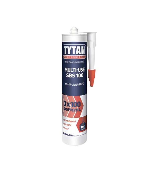 Жидкие гвозди Tytan Multi-use SBS 100 бежевый 310 мл
