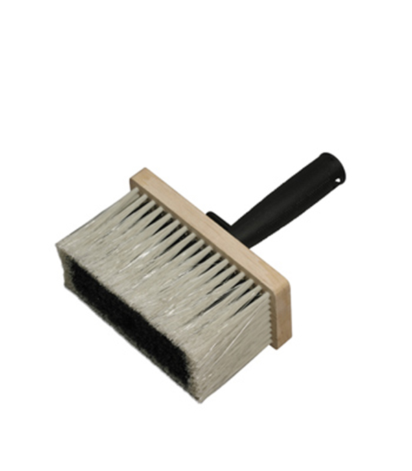Кисть макловица 150х70 мм искусственная щетина, деревянный корпус Эконом