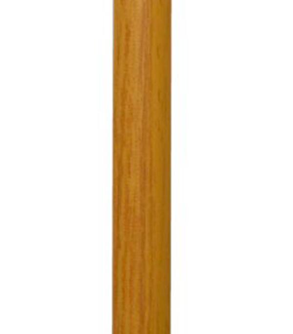 Галтель (штапик) 10х10х2750 мм дуб натуральный